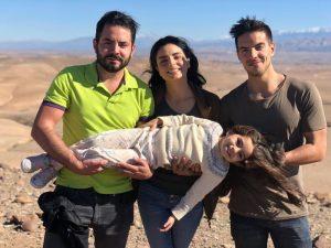 Aitana Derbez no sabía que Aislinn, Vadhir y José Eduardo son sus hermanos