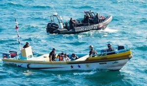 Un submarino repleto de droga fue capturado; iba a México