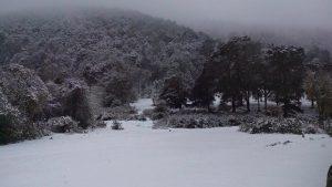 Podría nevar en Miquihuana, Tamaulipas
