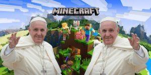 Sacerdote lanzó servidor de Minecraft para crear una comunidad menos tóxica