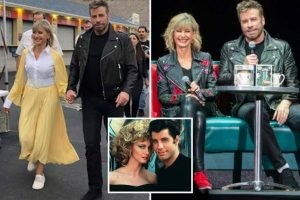 VIDEO: John Travolta y Olivia Newton-John reviven sus personajes de Grease, tras 41 años