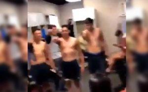 Jugadores del América Sub 17 bailan y se burlan de protesta feminista