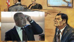 Juez que dio cadena  perpetua a 'El Chapo'  juzgará a García Luna
