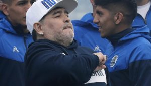 Maradona revela que fue 'abducido' por extraterrestres
