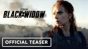 Se estrena el primer trailer de Black Widow de Marvel Studios