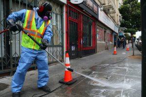 Padece San Francisco, epidemia de indigentes; defecan en público