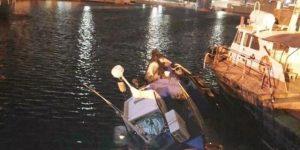 VIDEO: Se hunde embarcación de Pemex en Oaxaca