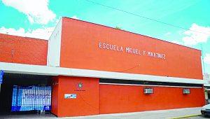 Escuela Miguel F. Martínez  preserva raíces culturales