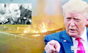 Crece tensión de guerra EU-Irán