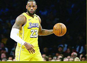 Destroza LeBron a Nets
