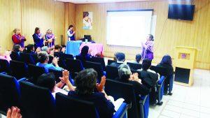 Imparten taller sobre vacunas