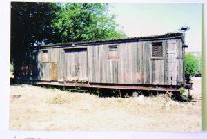 Destruyen vagón histórico