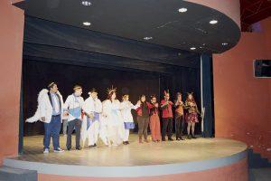 Debuta grupo de teatro Olimpo