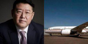 Magnate coreano compraría avión presidencial 'de contado'