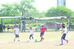 Diablos Buenavista vence a González FC en acciones en duelo de Categoría Infantil