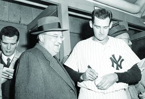 Muere legendario Don Larsen