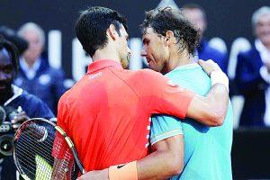 Insisten Nadal y Djokovic en fusión