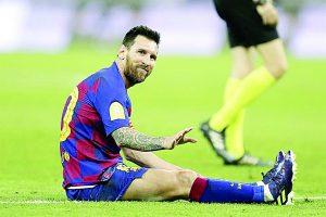 Atlético de Madrid tropieza al Barsa en semifinal de la Supercopa