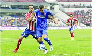 Cruz Azul buscará componer su mal arranque en el torneo ante San Luis