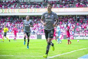 Con gol de Mauro Quiroga en tiempo de reposición, el Necaxa le sacó los tres puntos al Toluca en 'el infierno'