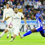 Pierde Real Madrid  punch para la Copa