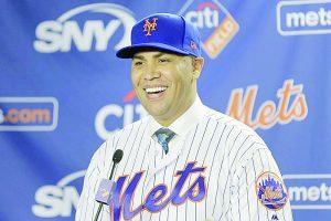 Termina relación entre los Mets  y Carlos Beltrán