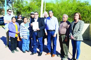 Piden activistas se multe a Laredo