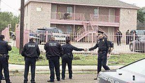 Suman 3 heridos de bala por la Policía de Laredo