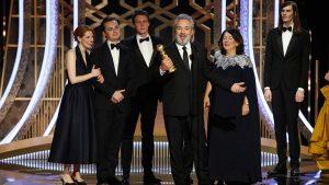 Noche de emociones en los Golden Globes