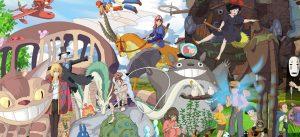 Películas de Studio Ghibli estarán en Netflix
