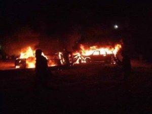 Nuevo bombardeo en Bagdad deja seis muertos