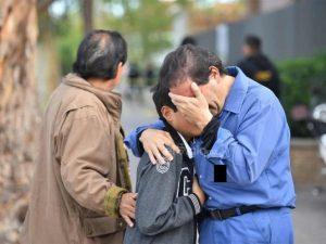Padres en colegio Cervantes rechazaron 'Operación Mochila'