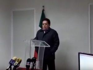 Detienen a abuelo del niño que disparó en Colegio Cervantes