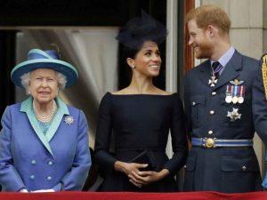 Príncipe Enrique y Meghan renunciarán a títulos