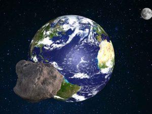 Asteroide 'rozará' la Tierra este 15 de febrero