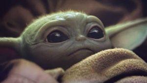 George Lucas cargando a Yoda Bebé es lo más tierno del mundo