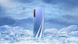 Rival de Xiaomi muestra su primer 'smartphone' 5G con cuatro cámaras