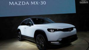 Carro eléctrico MX-30 de Mazda tendrá una conducción parecida a la de un modelo de gasolina o diésel