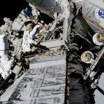 Salen al espacio las astronautas de la NASA Jessica Meir y Christina Koch