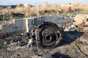 Sospechan EU y GB que misil iraní derribó avión