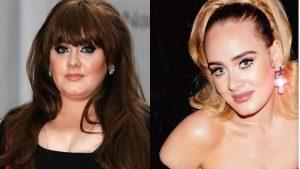 Con esta dieta Adele perdió 68 kilos en unos meses