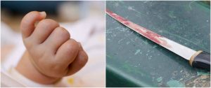 Una mujer apuñala a su bebé y lanza por la ventana a su otro hijo en Chicago antes de intentar suicidarse