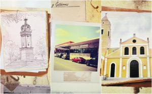 Honran la ciudad con  postales