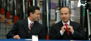 Con Calderón y Peña se compraron aviones por $100 mil millones