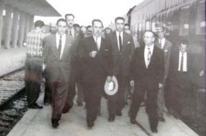 Visitó el presidente Lázaro Cárdenas a Nuevo Laredo