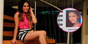 Danna Paola si esta en catálogo de prostitución de Televisa; Ana María Alvarado (VIDEO)