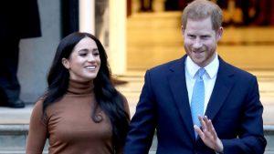 Príncipe Harry y Meghan Markle renuncian a la realeza