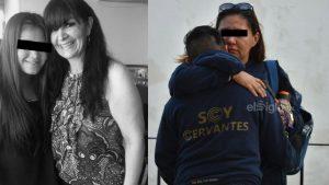 ¡Adios Miss Mary! despiden cientos a maestra asesinada en Colegio Cervantes
