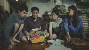 'Parásitos', considerada la mejor película extranjera