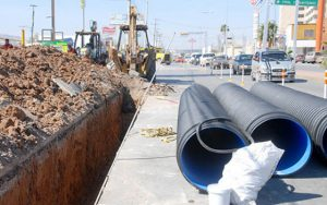 Recorta Tamaulipas gasto a obra pública